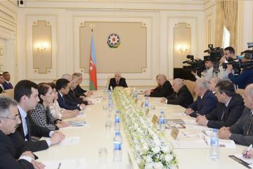ЦИК: Председатели шести партий в Азербайджане скончались