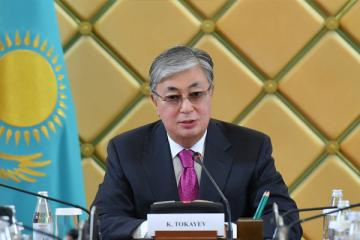 Kazakhstan to hold early presidential election on June 9