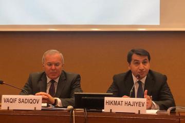 Незаконная деятельность Армении на оккупированных территориях Азербайджана вредит урегулированию конфликта – Хикмет Гаджиев