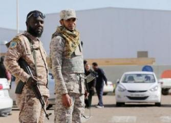 Haftar Army launches new strikes on Tripoli International Airport