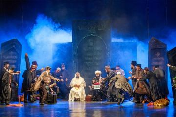 Спектакль «Мертвецы» примет участие в международном фестивале