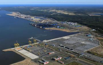 Shell withdraws from its joint Baltic LNG project with Gazprom