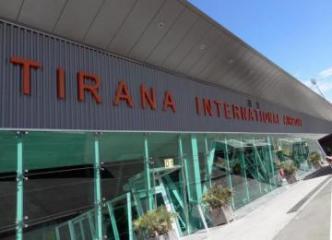 Tirana hava limanında 10 milyon avro oğurlanıb