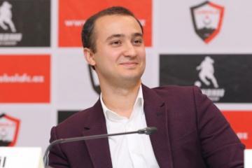 Тале Гейдаров покинул пост президента СК «Габала»