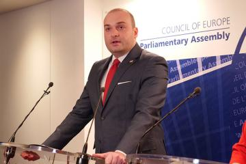 "Georgian PM: ""We can contribute more to energy security together with Azerbaijan """