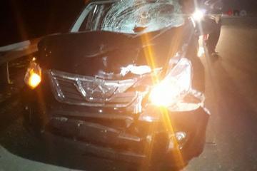 Goranboyda avtomobil piyadanı vuraraq öldürüb - [color=red]FOTO[/color] - [color=red]VİDEO[/color] - [color=red]YENİLƏNİB[/color]