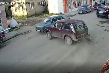 Cəlilabadda avtoxuliqanlıq edən sürücü saxlanılıb