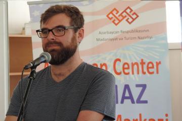 Американский музыкант выступил в Хачмазе