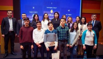 Bakı məktəbliləri Brüsseldə Azərbaycanı təmsil edəcək
