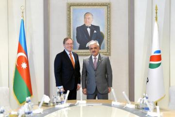 US to support projects of Azerbaijan implemented  in energy sector