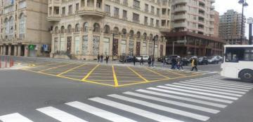 Движение в центре Баку будет ограничено