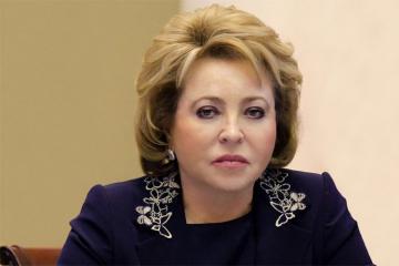Rusiya Federasiya Şurasının sədri Bakıya gəlir