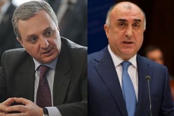 Azərbaycan və Ermənistan xarici işlər nazirlərinin görüşü aprelin 15-də keçiriləcək