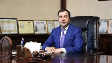 The head of the Derbent district, Azerbaijani Mahammad Jalilov arrested