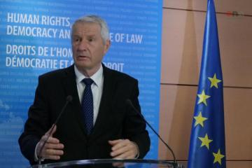 """Thorbjorn Jagland: """"It is unacceptable that monitoring bodies can not work in Nagorno-Karabakh"""""""