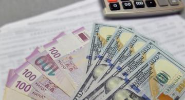 Dolların aprelin 12-nə olan məzənnəsi