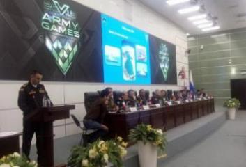 Azərbaycan hərbçiləri Moskvada beynəlxalq konfransda iştirak edirlər