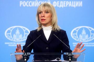 Maria Zakharova commented on the issue opening airspace of Nagorno-Karabakh for international flights