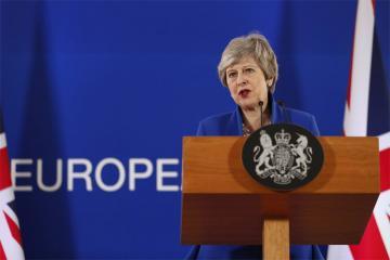 Мэй: Великобритания должна покинуть Евросоюз как можно быстрее