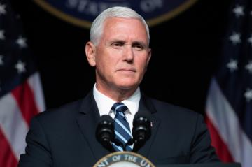 """Mike Pence: """"Russia and Iran have no business in Venezuela"""""""