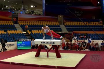 Gymnast brings Azerbaijan's 86th license for Minsk 2019