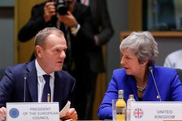 """AB və Britaniya """"Brexit""""in yeni tarixi barədə razılığa gəlib"""