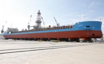 Azərbaycanın ilk milli tankeri yaxın aylarda istifadəyə veriləcək