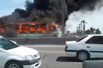 İranda yol qəzası baş verib, 7 nəfər ölüb