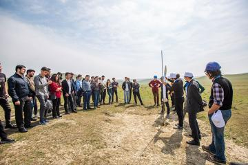 "Azərbaycanın ilk raket modelçiliyi – ""Rocketry Azerbaijan"" festivalı keçirilib"