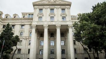 МИД Азербайджана о высказывании Пашиняна: Говоря «А», надо говорить и «Б»