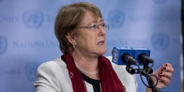 UN monitors the situation in Sudan