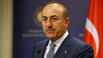 """Mövlud Çavuşoğlu: """"Yalnız """"iki dövlət"""" prinsipi ilə həll Yaxın Şərqə sülh gətirə bilər"""""""