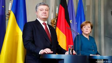 Ukraine should remain a gas transit country - Germany