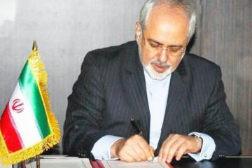 İranın xarici işlər naziri SEPAH-ın terror təşkilatı elan edilməsi ilə bağlı BMT-yə məktub ünvanlayıb