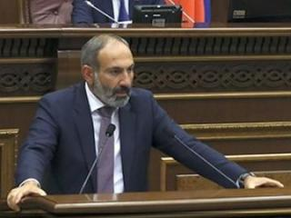 Пашинян в ПАСЕ ушел от ответа на вопрос «Чей Крым?»