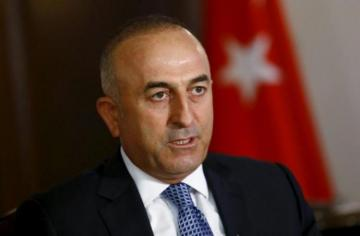 """Mevlut Cavusoglu: """"Only two-state solution can bring peace, calm to Middle East"""""""