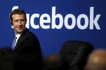 """""""Facebook"""" потратил миллионы долларов на охрану Цукерберга"""