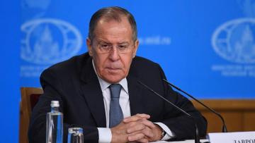 Washington, Brussels are not ready for professional conversation, says Lavrov