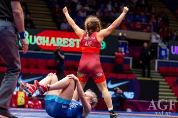 Azerbaijan wins fourth gold medal in European Championship