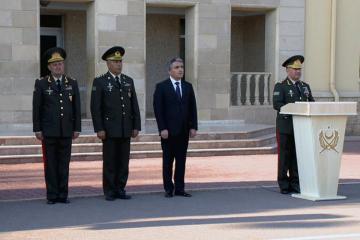 Назначен новый начальник Военного лицея имени Гейдара Алиева в Нахчыване