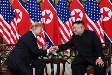 Tramp: Üçüncü ABŞ-Şimali Koreya sammiti faydalı olacaq