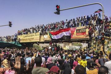 Sudanda fövqəladə vəziyyət ləğv edilib