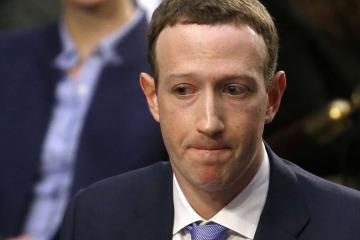 Акционеры Facebook хотят отправить в отставку Цукерберга
