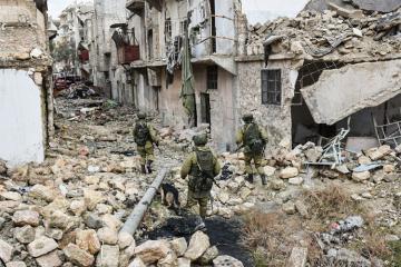 Шесть человек погибли в Алеппо в результате обстрела рынка боевиками