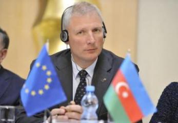 Kestutis Jankauskas: High-level talks between EU and Azerbaijan to be held on May 13-14