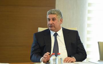 """Azad Rəhimov: """"Azərbaycan Qran-prisinin keçirilməsinə 99 faiz hazırıq"""""""