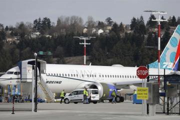 """ABŞ-da """"Boeing 737""""-lərin istifadəsinə qoyulmuş qadağaların müddəti uzadılıb"""