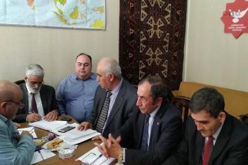 """Hacı Tahir Abbaslı: """"Milli Şura Azərbaycan Xalq Hərəkatına qarşı təxribatlar edir"""""""