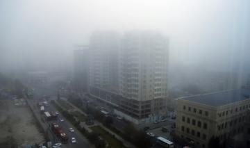 DYP sürücülərə dumanla bağlı xəbərdarlıq edib
