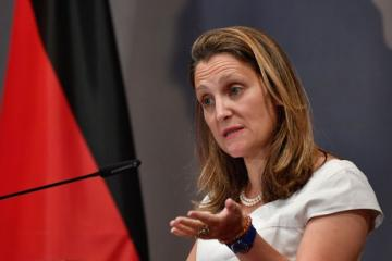 Canada expands sanctions against Maduro's government